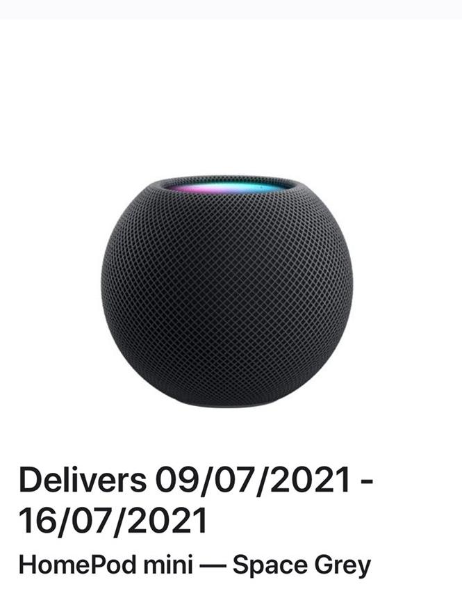 苹果 HomePod mini 正式在新西兰开售