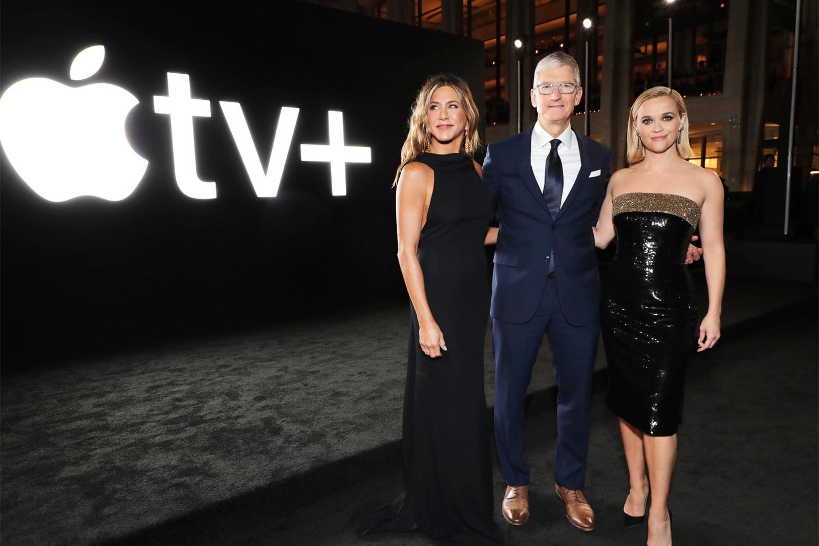 Apple TV+ 已经获得近 400 个奖项提名