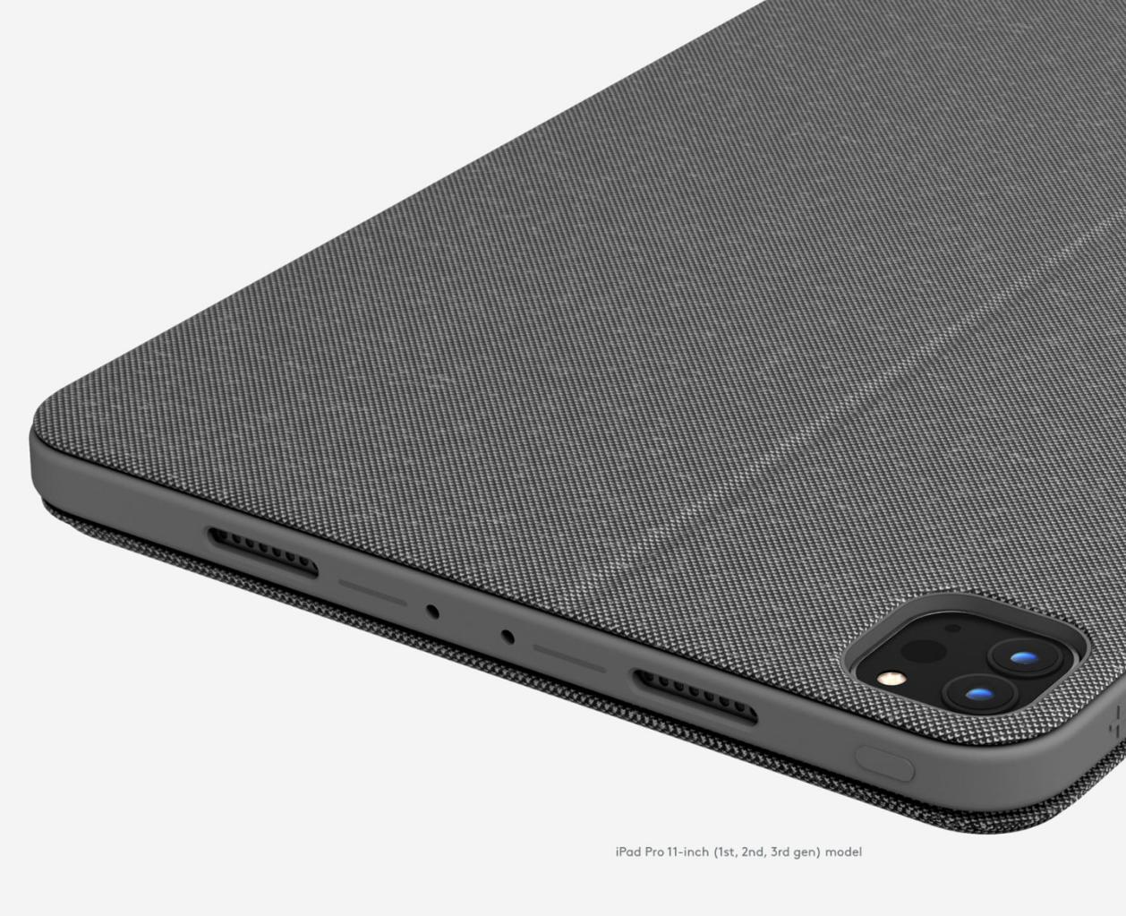 罗技为苹果 iPad Pro 5 推出 Combo Touch 键盘保护套,1488 元
