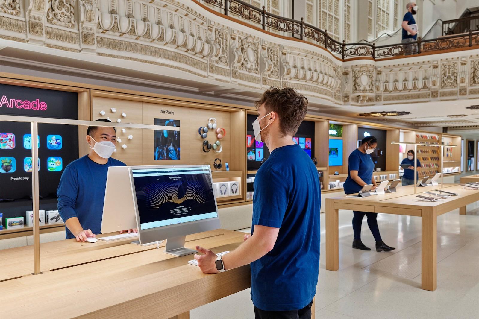 苹果零售主管:Apple Store 重新开业后运营方面不会有重大改变