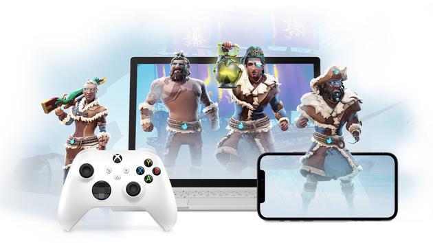 微软推出 Xbox 云游戏平台公测版,支持 iPhone 或 iPad 登陆