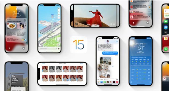 iOS15公测版推送,附升级方法