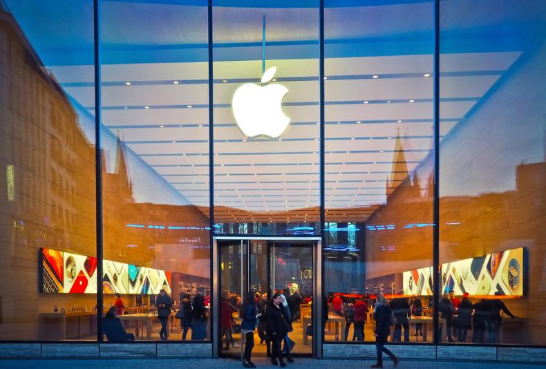 """苹果将试点""""弹性零售""""计划:零售员工可在店 / 居家混合办公"""
