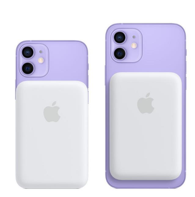 苹果发布首款 MagSafe 充电宝,售价 749 元