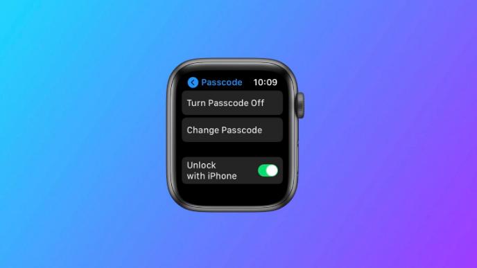 升级iOS 14.7后无法用iPhone解锁Apple Watch怎么办?