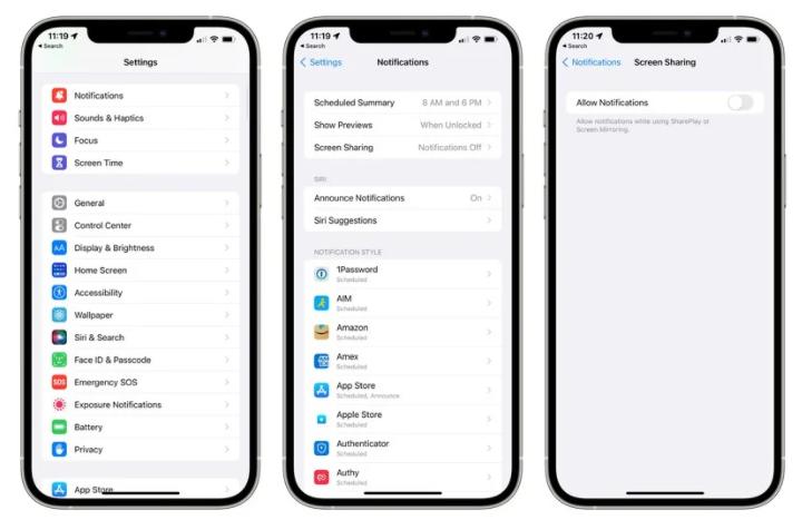 iOS15 Beta4更新内容汇总