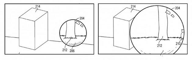苹果眼镜界面将让用户顺利地选择新的 AR 场景和设置