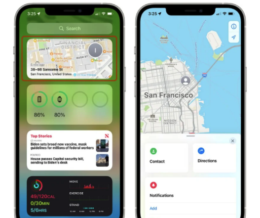 """iOS 15 重要更新:""""查找""""功能支持实时位置、被关机也能追踪设备"""
