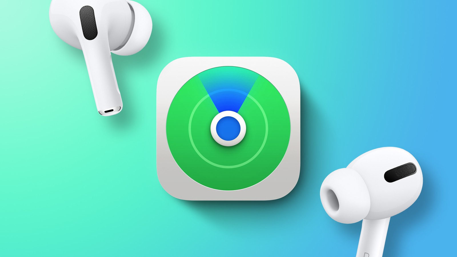 iOS 15 beta 5 新功能:查找网络支持 AirPods Pro 和 AirPods Max