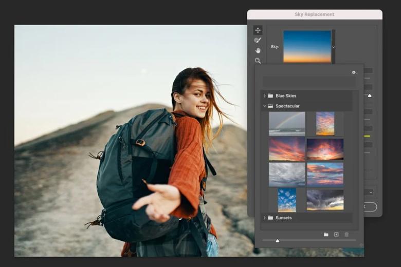 Adobe Photoshop 为 macOS 和 iPadOS 版带来多项新功能