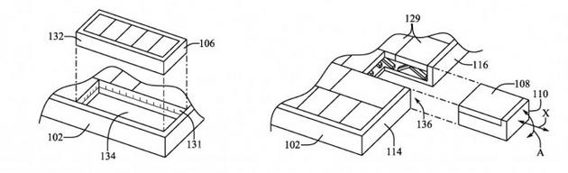 苹果新专利:未来键盘或可拆卸键作为鼠标使用