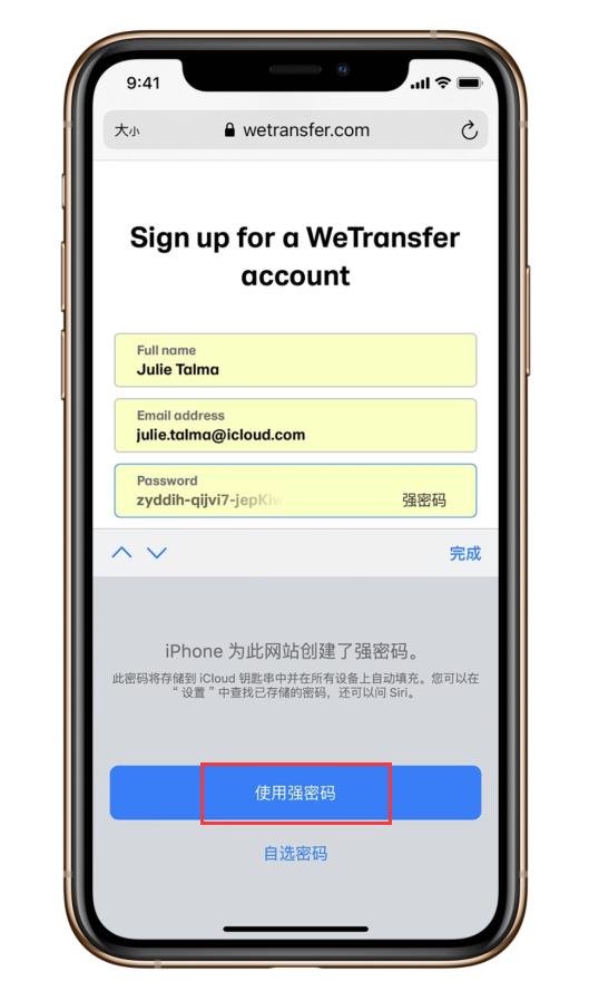 """什么是""""强密码""""?如何在 iPhone 上创建和自动填充?"""
