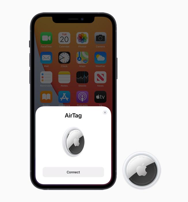 苹果发布 AirTag 固件更新修订版:版本代号 1A291c