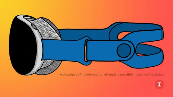 苹果 AR/VR 头显需连接 iPhone 等设备,已完成 5nm 定制芯片工作