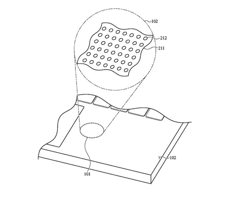 苹果新专利:MacBook Pro 有望搭载健康传感器