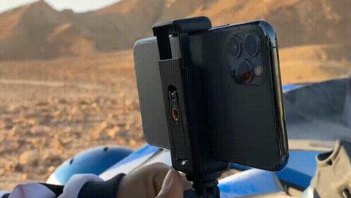苹果提醒用户:高振幅振动可能让 iPhone 出现相机故障