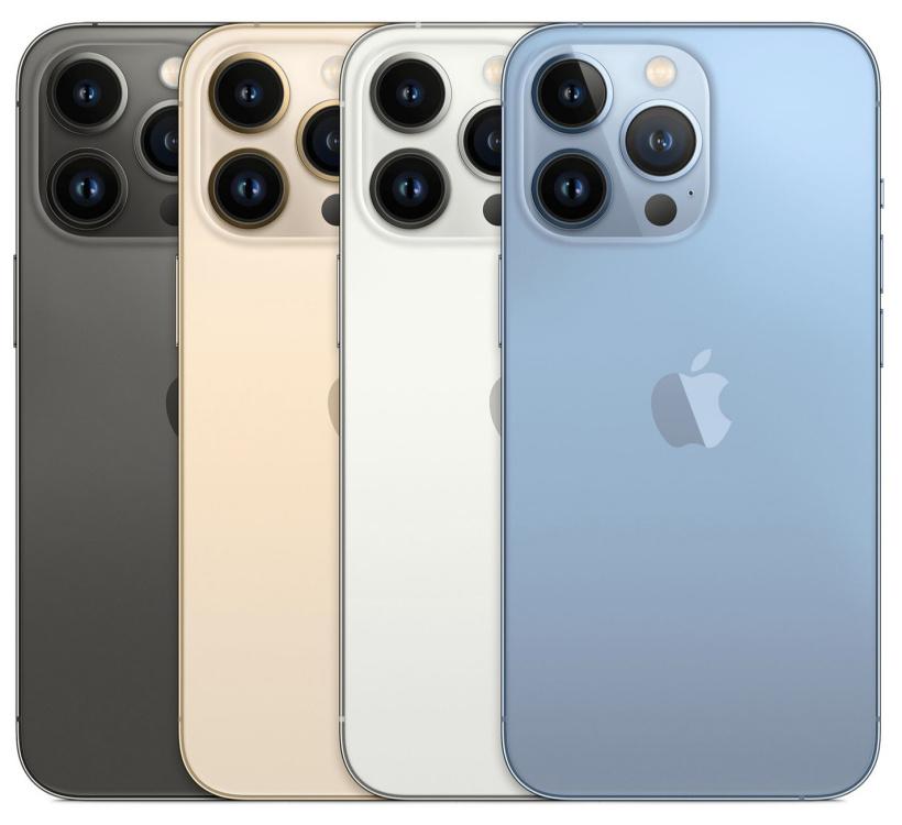 终于等到,iPhone 13/Pro 系列 9 月 17 日晚 8 点开始预购