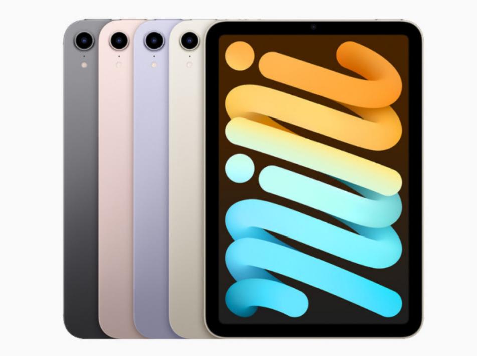 苹果 iPad mini 6 采用的是降频版 A15 仿生芯片