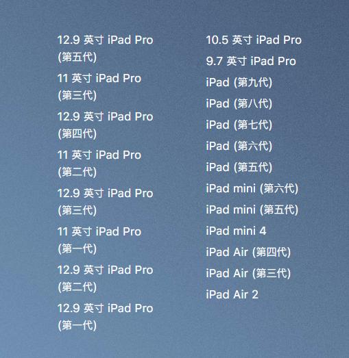 iOS 15/iPadOS 15 正式版支持哪些设备?升级前请注意这些重要事项