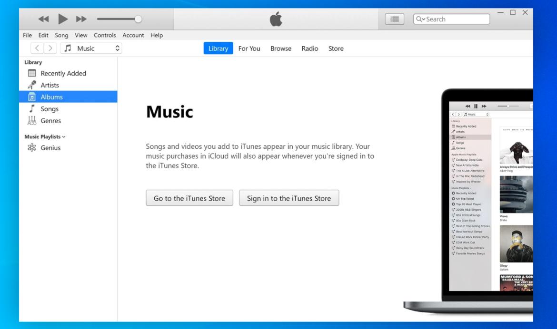 Windows 版蘋果 iTunes 集體崩潰,臨時解決方案:切換為英文
