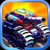 3D超级坦克大战2-白金版