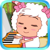 喜羊羊弹钢琴2
