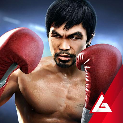 真实拳击:帕奎奥