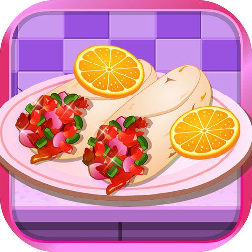 烹飪游戲:美味墨西哥卷