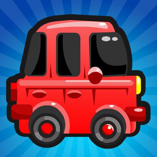 托马斯的登山赛车游戏:模拟开车停车游戏大全