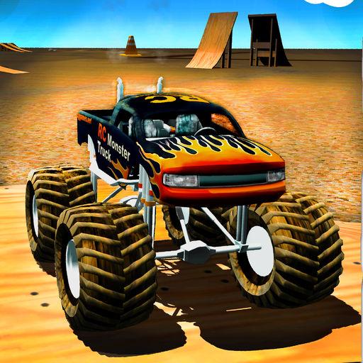 RC怪物卡车越野模拟器