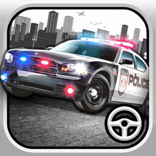 3D警车模拟