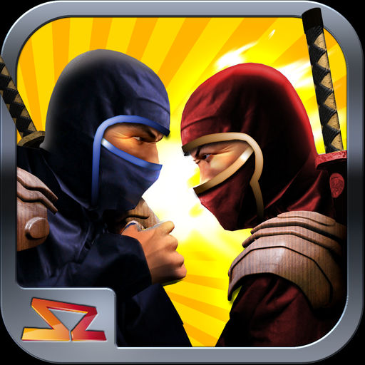 Ninja Run Multiplayer Dash Racing Game