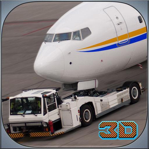 Real Airport Truck Duty Simulator 3D