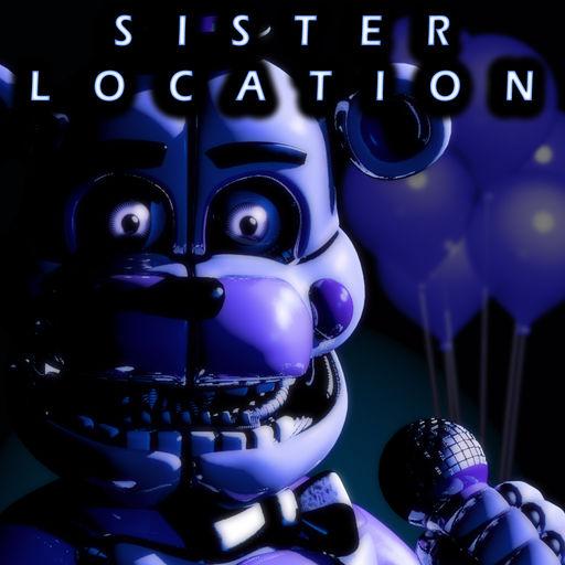 玩具熊的五夜后宫:姐妹地点