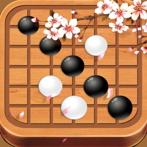 天天五子棋——双人对战,精品少儿童家庭棋牌游戏大全