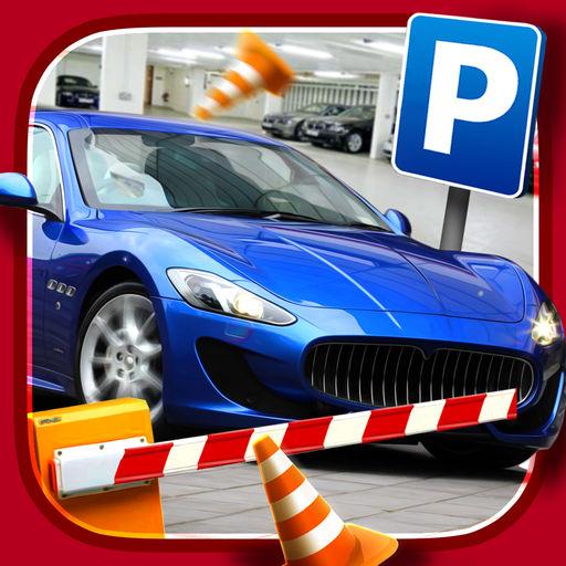 Multi Level Car Parking Simulator Game 2