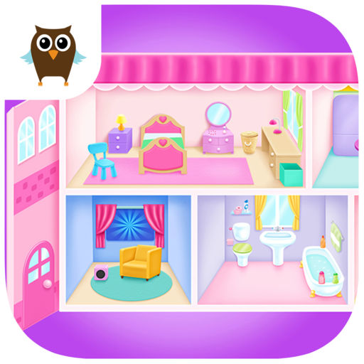 Doll House Cleanup & Decoration