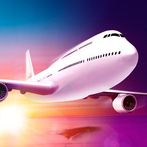 起飞:飞机模拟器