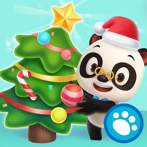 熊猫博士圣诞树AR