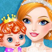 公主妈咪与小宝宝