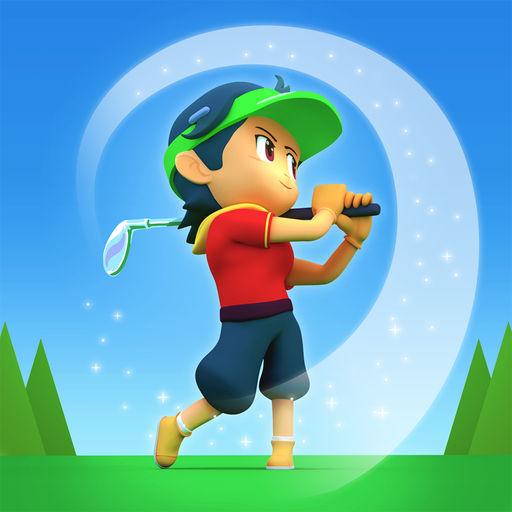 Cobi 打高尔夫