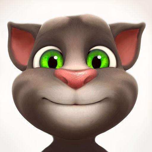 会说话的汤姆猫 iPad 版