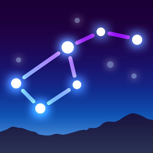 Star Walk 2 Ads+: 夜晚星空 - 星图