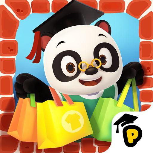 熊猫博士小镇: 商场