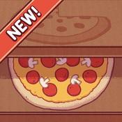 可口的披薩,美味的披薩