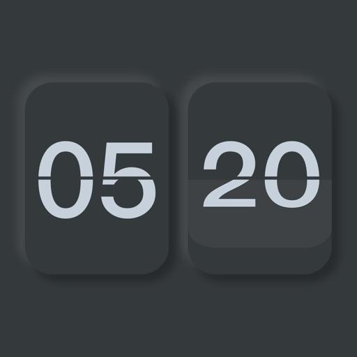 氢时钟 - 极简时钟桌面小组件