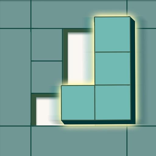 方块九宫格 - 益智力方块拼图小游戏