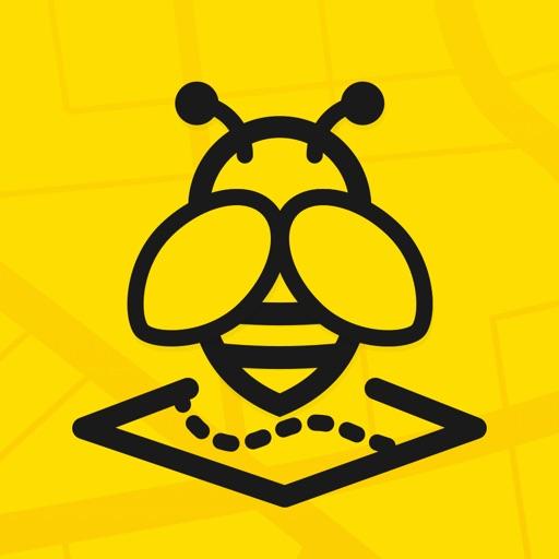 小蜜蜂 - 秒定位