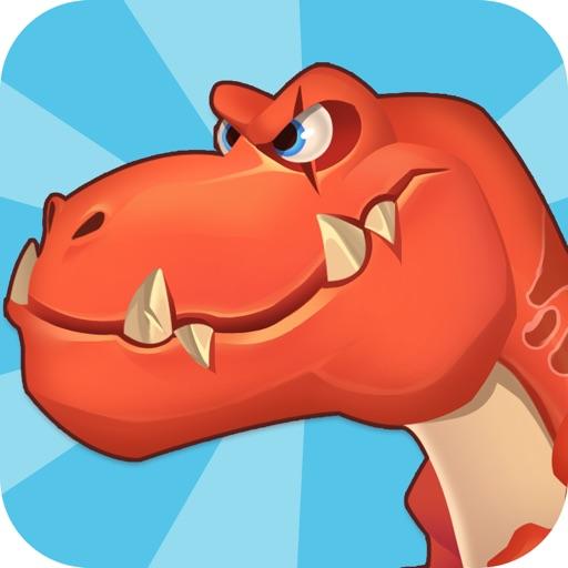挂机养恐龙 - 打爆怪兽合成养成类游戏