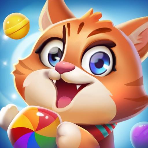开心糖果猫